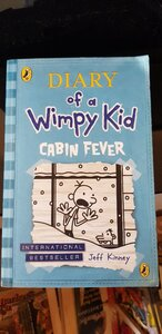 Used Diary of a Wimpy Kid- Cabin Fever in Dubai, UAE