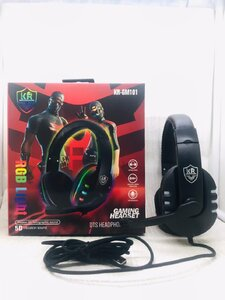 Used Gaming Headset with light and usb pin in Dubai, UAE