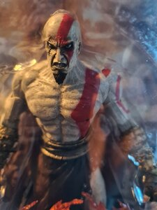 Used NECA Kratos God of War in Dubai, UAE