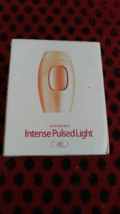 Used Intense pulse light hair removal device. in Dubai, UAE