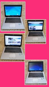 Used Hp Elitebook 820 G3 Silver in Dubai, UAE