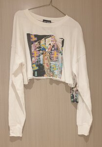 Used Cropped top size M (new) in Dubai, UAE