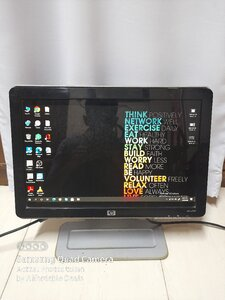 Used HP Monitor (17 Inch) Used in Dubai, UAE