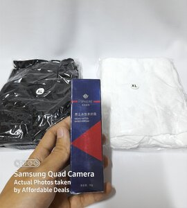 Used Men's Bundle(Compression Vest+FaceCream) in Dubai, UAE