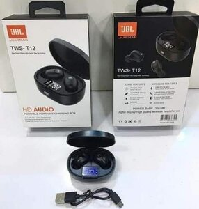 Used T12 DIGITAL EARBUDS PACKED 🌟⭐⭐⭐ in Dubai, UAE