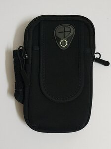 Used Sports Arm Bag Black in Dubai, UAE