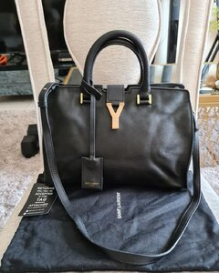 Used AUTHENTIC YSL CABAS CHYC LEATHER BAG... in Dubai, UAE