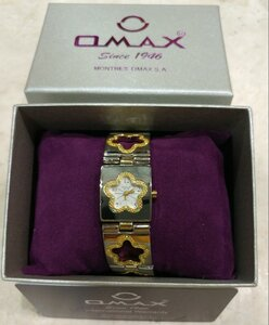 Used Omax ORIGNAL Metallic Bracelet watch w25 in Dubai, UAE