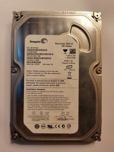 Used 3.5 Inch HD Seagate, 250 gb in Dubai, UAE