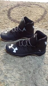 Used Under Armour shoes size 43 new in Dubai, UAE
