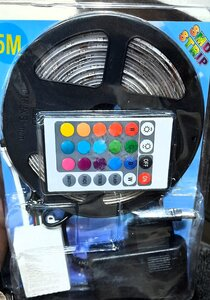 Used Waterproof LED light remote control 5M in Dubai, UAE