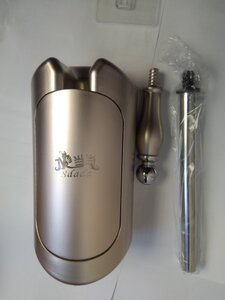 Used Home wall - mounted toilet brush gold in Dubai, UAE