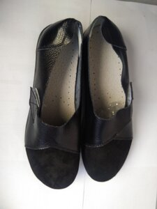 Used Premium orthopaedic leather loafers in Dubai, UAE