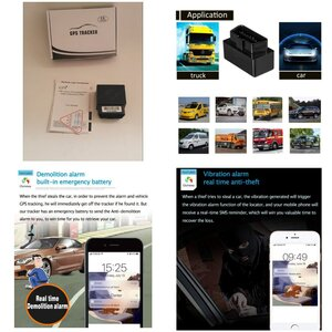 Used OBD Anti-Thief Tracker GPS in Dubai, UAE