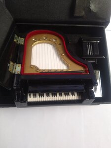 Used Mimi wooden piano in Dubai, UAE