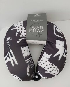 Used Travelling pillow black cat in Dubai, UAE