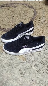 Used Puma G. Vilas  shoes size 43 new in Dubai, UAE