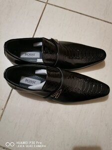 Used Formal Shoes Bossi Brand from Pakistan in Dubai, UAE