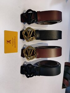 Used LV Belt Promo@2pcs in Dubai, UAE