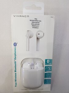 Used Airpods wireless vivanco axiom waranty1y in Dubai, UAE