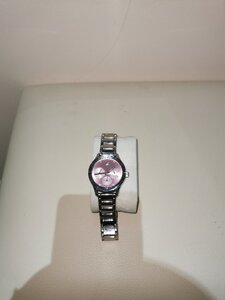 Used Fastrack Women Pink Dial Watch 6078SM07 in Dubai, UAE