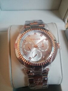 Used Original Police Ladies Watch VALENTINES in Dubai, UAE