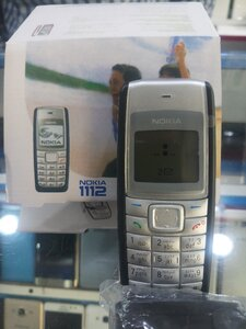Used Original Nokia 1112 Mobile for sale in Dubai, UAE
