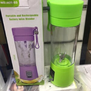 Used Portable blender bottle juicer in Dubai, UAE