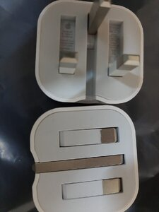 Used iPhone 12 type c chargers adopter in Dubai, UAE