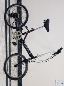 "Used Folding bike 20"" in Dubai, UAE"