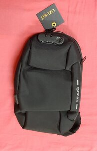 Used Anti theft shoulder bag black ! in Dubai, UAE
