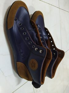 Used Stylish casual leather shoes size 43 in Dubai, UAE