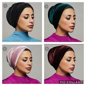 Used Turkey turban - 4 pcs in Dubai, UAE