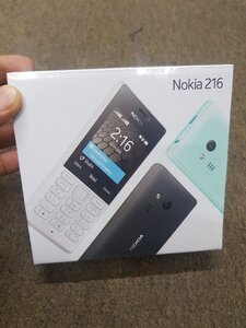 Used Nokia 216 dual sim💥brand new 💥 in Dubai, UAE
