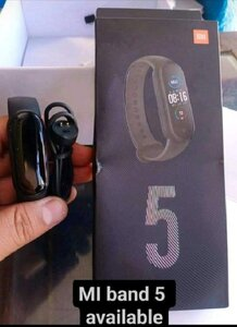 Used M5 smart band in Dubai, UAE