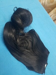 Used Invisible halo hair extension in Dubai, UAE