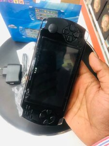 Used Mp6 handheld gameplayer black in Dubai, UAE