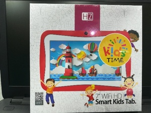 "Used Smart kids tab 7"" WiFi 8gb memor 1gb ram in Dubai, UAE"