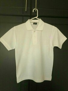 Used Kids polo shirts size 10 cotton 100% in Dubai, UAE