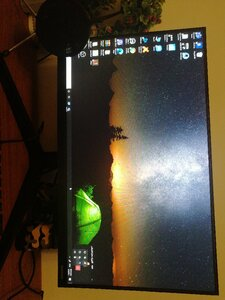 Used Samsung screen 75hz in Dubai, UAE