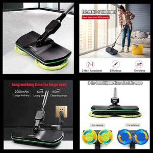 Used Electric Mop Floor Cleaner Brand New in Dubai, UAE