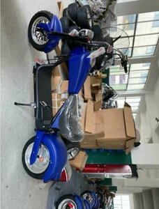 Used Citycoco Electric Scooter in Dubai, UAE