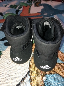 Used Adidas HVC 2 Youth Wrestling Shoes  in Dubai, UAE