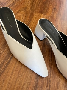 Used White Heels in Dubai, UAE