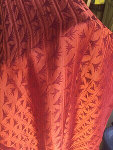 Used 100% silk shawl stunning  in Dubai, UAE