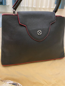 Used Louis Vuitton black new design  in Dubai, UAE