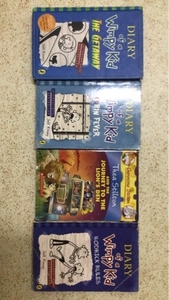 Used Wimpy kid and Thea Stilton books in Dubai, UAE