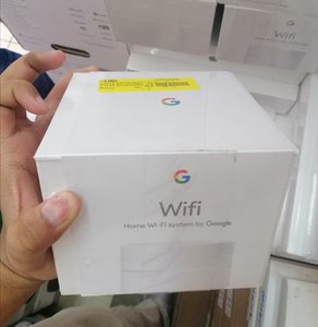 Used Google home wifi router in Dubai, UAE