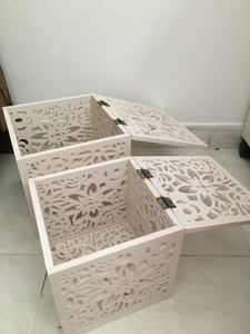 Used 2 crafted box in Dubai, UAE