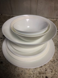 Used All plates from all photos bundle in Dubai, UAE